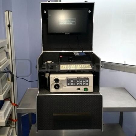 Soluzioni Portatili per Videoendoscopi